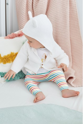 Character Hooded Cardigan (0mths-2yrs)