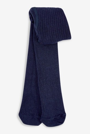 Navy Blue Tights (Younger)