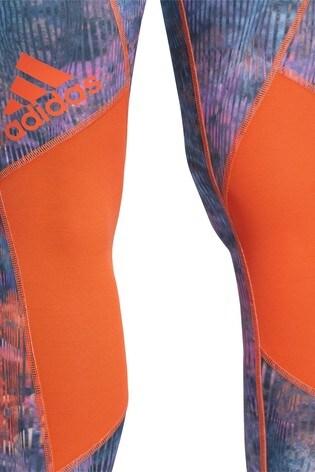 adidas Tech Fit Floral Leggings