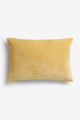 Soft Velour Rectangle Cushion