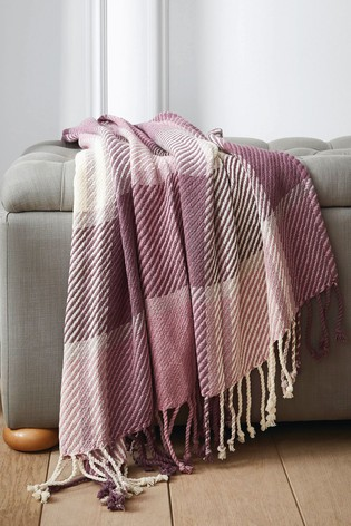 Laura Ashley Dylan Throw