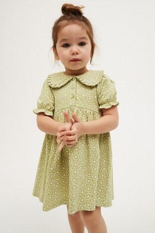 Green Tea Dress (3mths-7yrs)