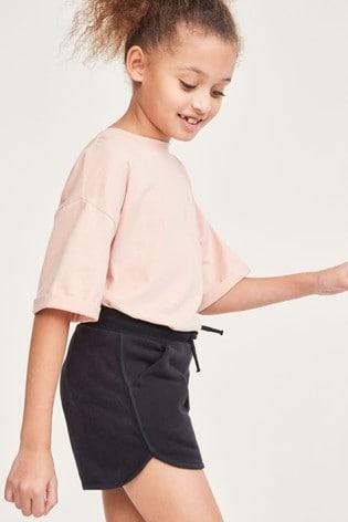Blush Pink Oversize T-Shirt (3-16yrs)