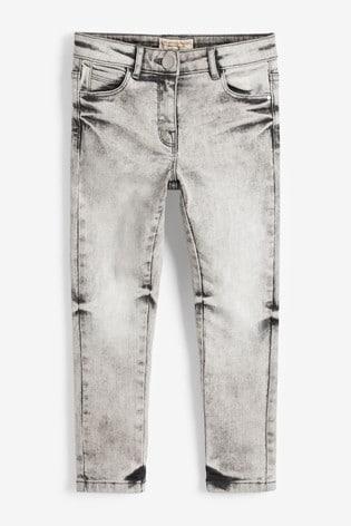 Light Grey Skinny Jeans (3-16yrs)