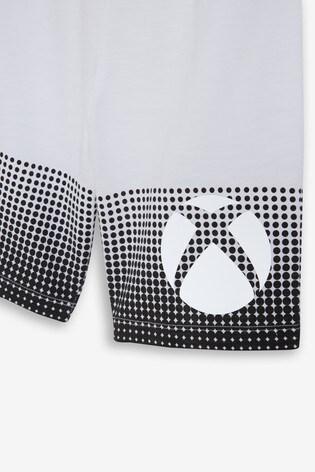 Monochrome Xbox Short Pyjamas (5-16yrs)