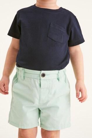 Mint Chino Shorts (3mths-7yrs)