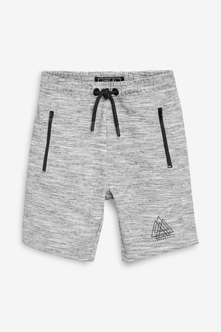 Grey Sporty Shorts (3-16yrs)