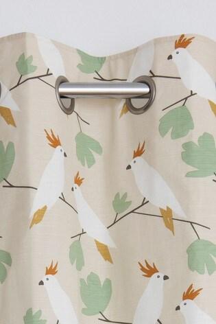 Scion Living At Next Love Birds Eyelet Curtains
