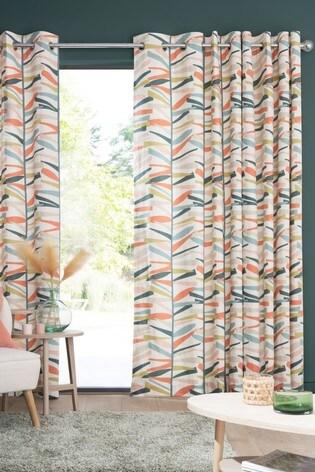Scion Living At Next Tetra Eyelet Curtains