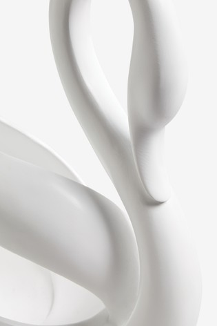 Contemporary Swan Sculpture
