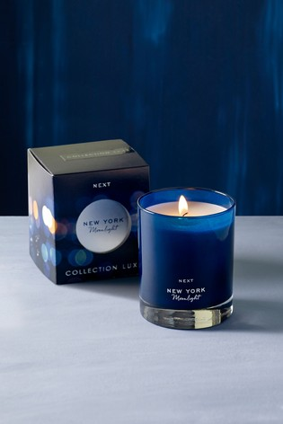 New York Moonlight Collection Luxe Candle