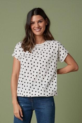 White Spot Bubblehem T-Shirt