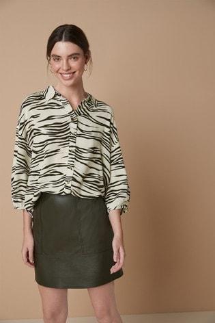 Mono Zebra Soft Shirt
