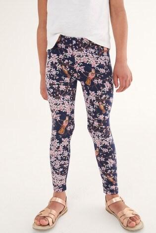 Oasis Stretch Printed Leggings