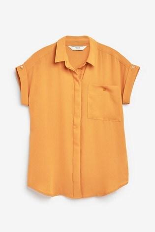 Ochre Utility Shirt
