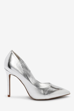 Silver Forever Comfort® Point Court Shoes