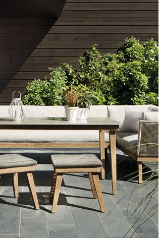 Bali Living And Dining Garden Set