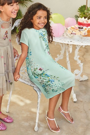 Mint Occasion Dress (3-16yrs)