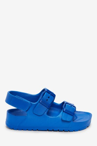 Cobalt EVA Sandals