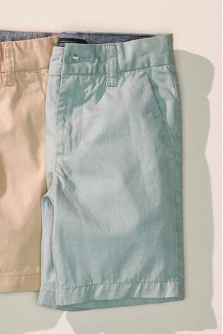 Mint Chino Shorts (3-16yrs)