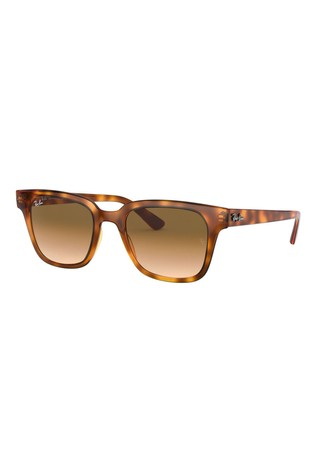 Ray-Ban® Yellow Havana Sunglasses