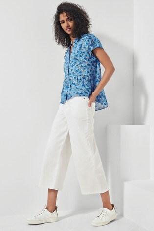 L.F.Markey x Label Wide Crop Jeans