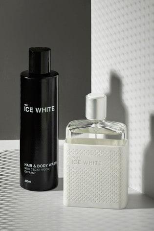 Ice White 100ml Eau De Toilette Gift Set
