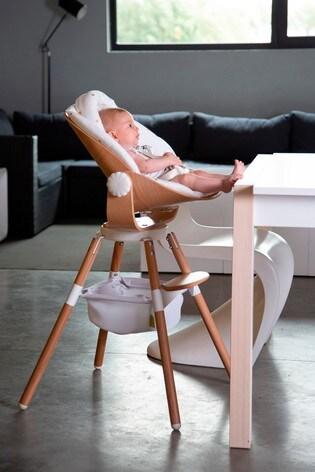 Evolu Newborn Seat Natural/White