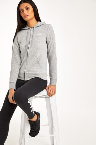 adidas Essentials Zip Through Hoody