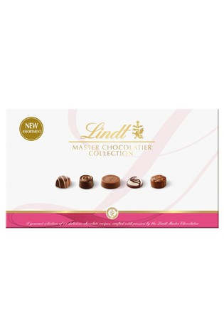 Lindt Master Chocolatier Collection Boxed Chocolate 320g