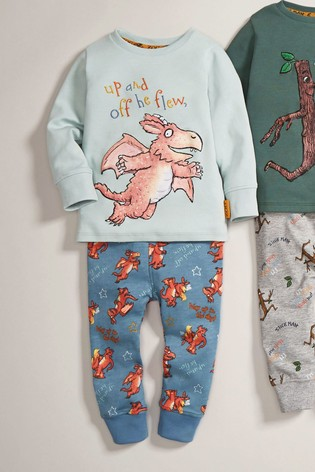 Blue Zog® Snuggle Pyjamas (12mths-9yrs)
