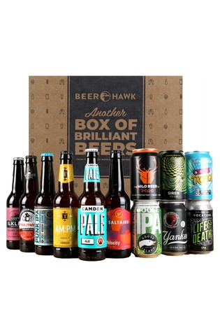Beer Hawk Craft IPA And Pale Ale Case
