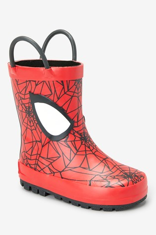 Buy Red Spider-Man™ Wellies (Younger