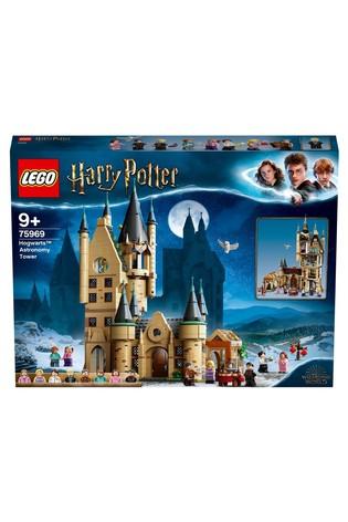 LEGO 75969 Harry Potter Hogwarts Astronomy Tower Play Set