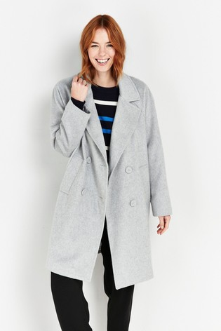 Wallis Tall Grey Coat