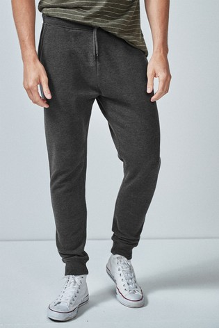 Charcoal Marl Joggers Jersey