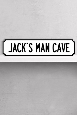 Personalised Vintage Road Sign by Loveabode