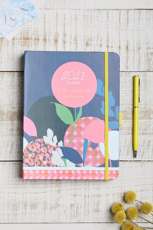 Happiness Bright Organiser Diary