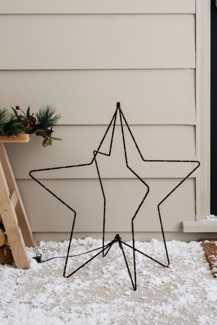 3D Star Decorative Light