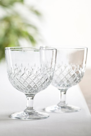 Averie Set of 2 Wine Glasses