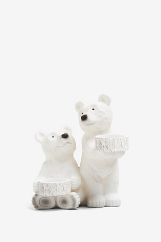 Bear Tealight Holders