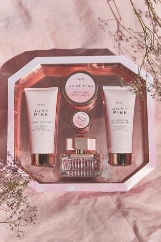 Just Pink 30ml Eau De Parfum Bumper Gift Set