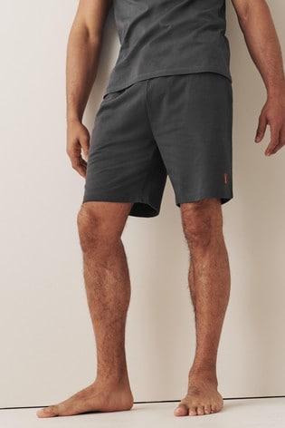 Slate Shorts Lightweight Loungewear