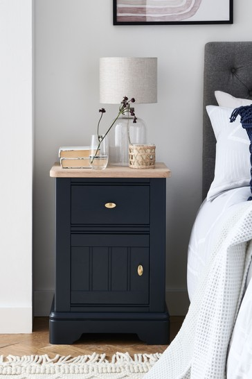 Hampton Country Luxe Storage Bedside