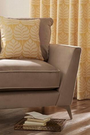 Horto Jacquard Cushion by Riva Home