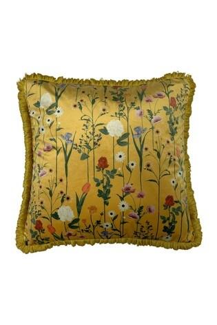 Fleura Tassel Edge Cushion by Furn
