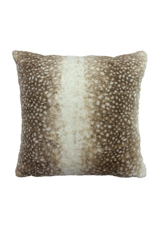 Fawn Geo Cushion by Riva Home