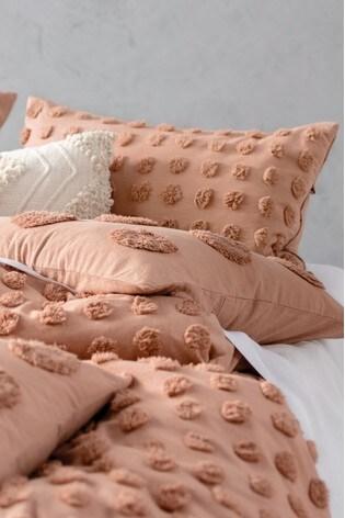 Linen House Pink Haze Pillowcase