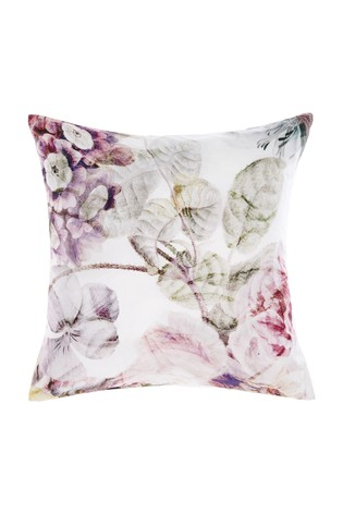 Ellaria Large Floral Pillowcase Sham by Linen House