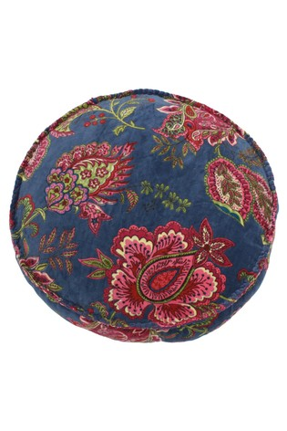 Riva Home Blue Malisa Cushion